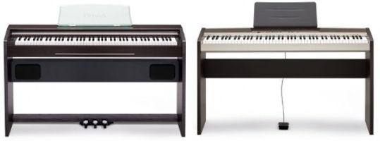 Casio new Privia Digital Piano models
