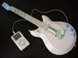 Bluebox miJam, iPod toys
