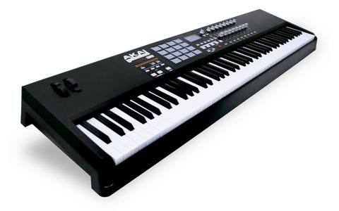 Akai MPK88 keyboard