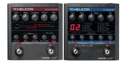 TC-Helicon VoiceTone