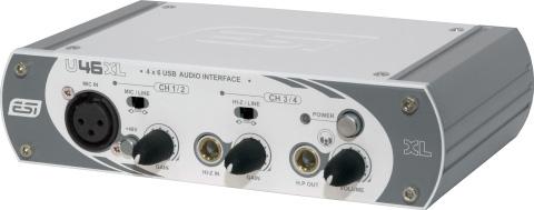 ESI U46 XL USB Audio