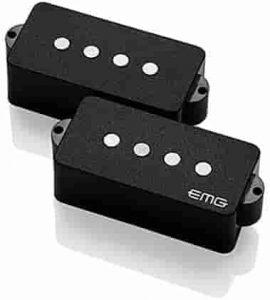 EMG Geezer Butler Signature P Bass