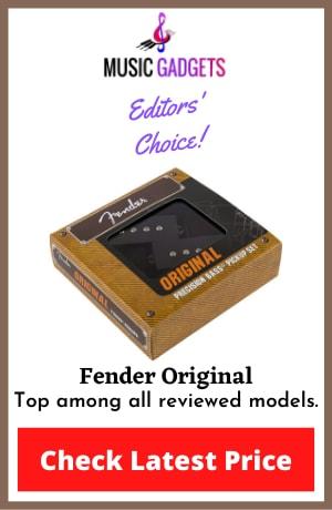 Fender Original Vintage - NO 1 Featured
