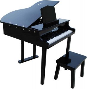 Schoenhut Concert Grand Piano with Bench
