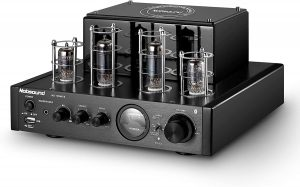Nobsound MS-10D MKIII HiFi Bluetooth Hybrid Tube Power Amplifier