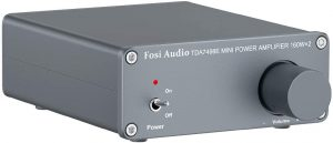 TDA7498E 2 Channel Stereo Audio Amplifier Receiver