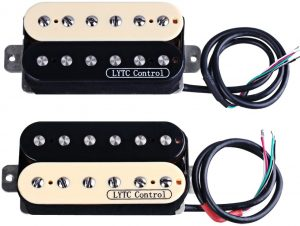 Rocket HZ5 Electric Guitar Humbucker Pickups for Gibson Les Paul Replacement
