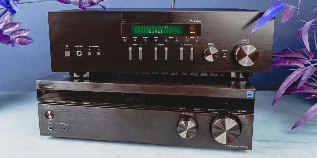 Best Stereo Amplifier under 500
