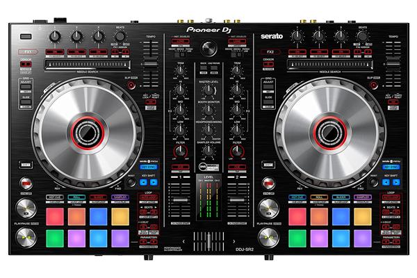 Pioneer DJ Portable controller
