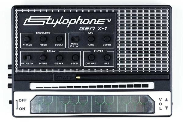 STYLOPHONE GEN Portable Analog Synthesizer