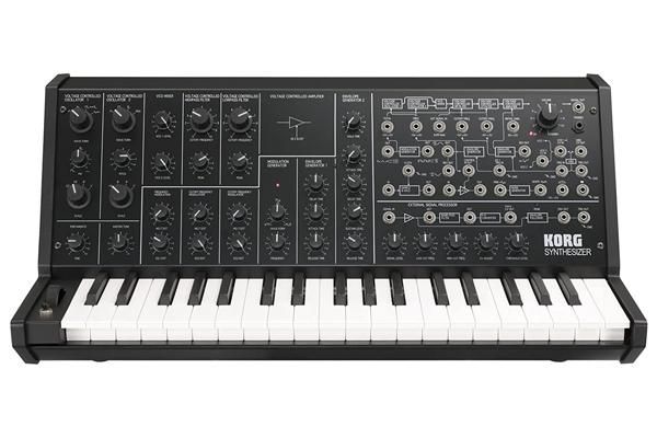 Korg Mini Semi-Modular Analog Synthesizer