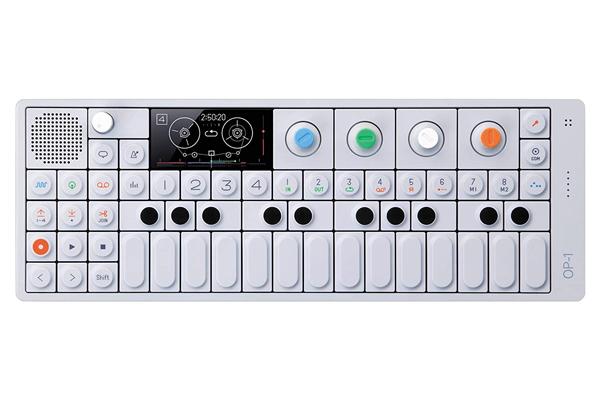Teenage Engineering Portable Synthesizer