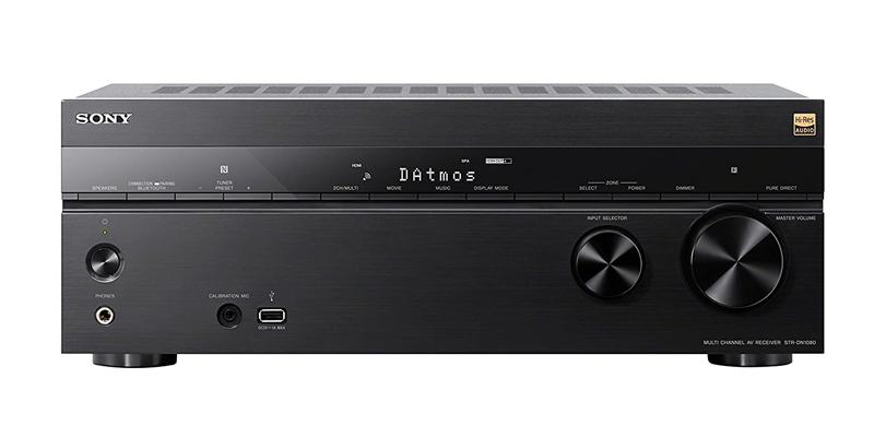 Sony STR-DN1080 7.2-ch Surround Sound