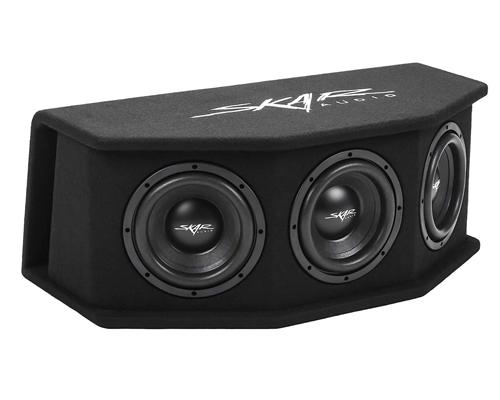 Skar Audio Loaded SDR Series Vented Subwoofer Enclosure