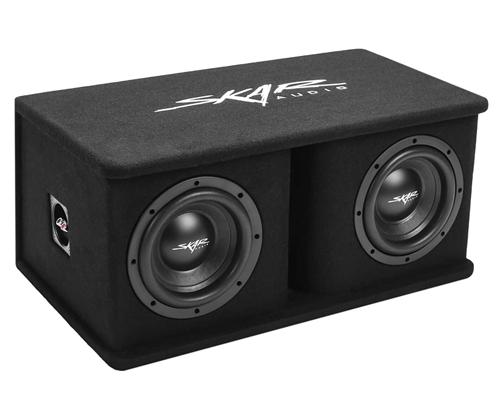 Audio Dual Subwoofer