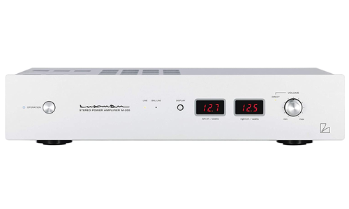 Luxman Stereo Power Amplifier Blaster