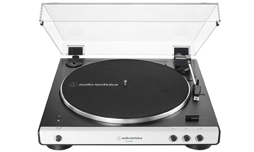 Automatic Bluetooth Belt-Drive Stereo Turntable