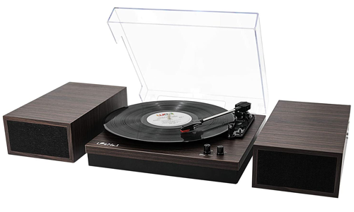 Belt-Drive Bluetooth Turntable