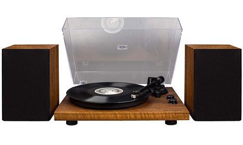 Turntable w/Bluetooth Receiver