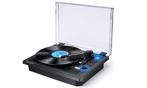 Record Player Wireless Turntable