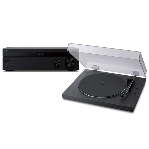 Sony turntable Fully Automatic Wireless