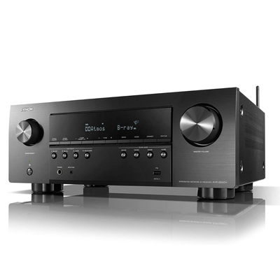 AV Receiver For Gaming, Music Streaming