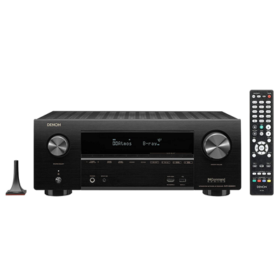 Latest Denon Receiver