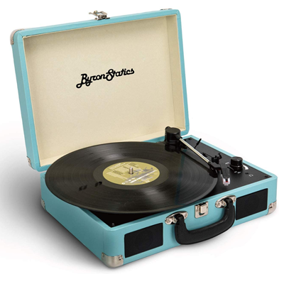 Byron Turntable Record Player