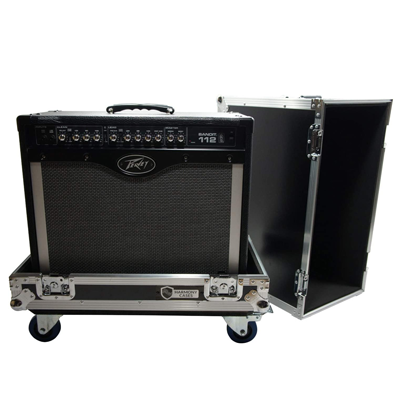 Electric Guitar Combo Amp Rolling
