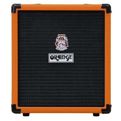 Orange Crush Bass Guitar