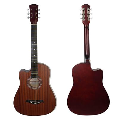 Beginner Left-Handed Acoustic Guitar