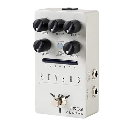 Reverb Pedal Stereo