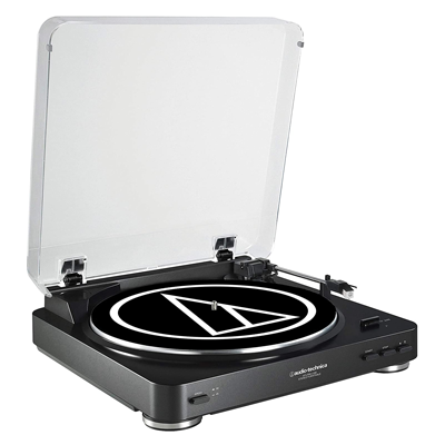 Automatic Stereo Turntable