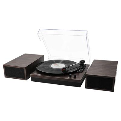 LP&No.1 Retro Bluetooth Turntable