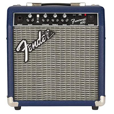 Electric Guitar Amplifier - Midnight Blue