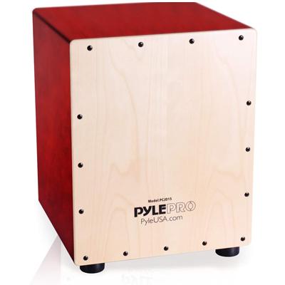 Pyle Stringed Jam Cajon Box