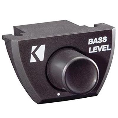 Kicker Bass Remote Control Amplifiers
