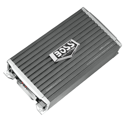 BOSS Audio Systems Car Amplifier