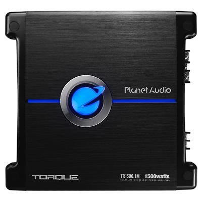 Planet Audio Car Amplifier