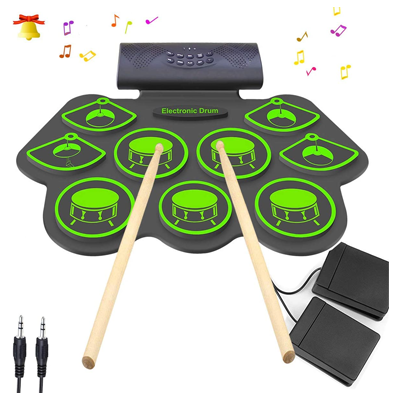 KONIX Bluetooth Electric Midi Drum