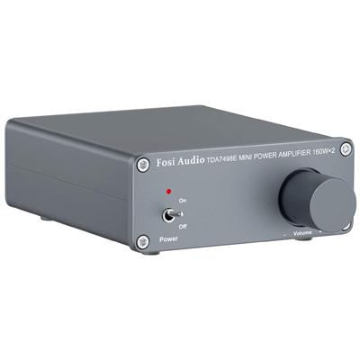 Audio Amplifier Receiver