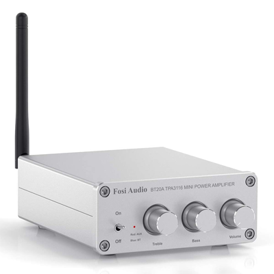 Bluetooth Amplifier Stereo Audio Amp Receiver