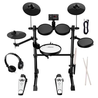 Asmuse Electronic Drum Set Kit