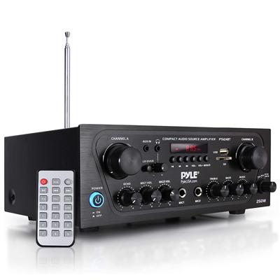 Bluetooth Channel Home Audio Sound Power Amplifier