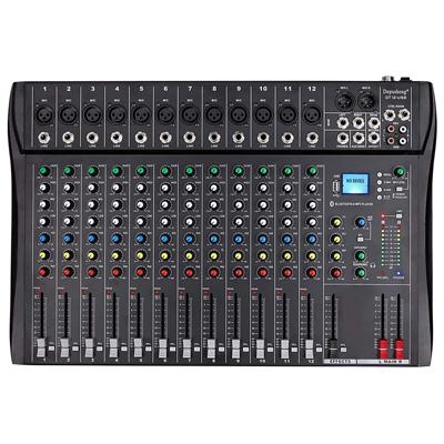 DJ Mixing Console Amplifier