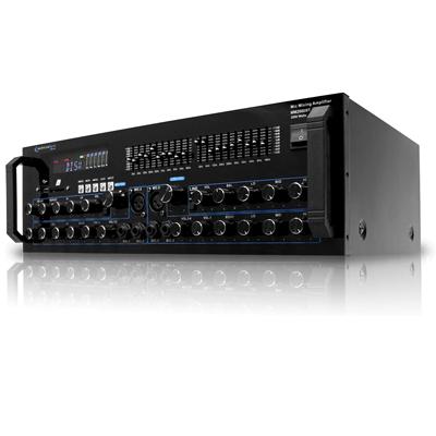 Technical DJ Mixer and Amplifier