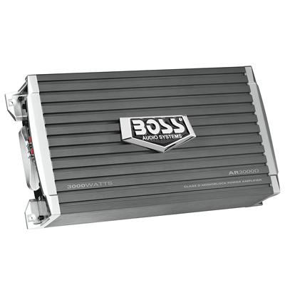 BOSS Audio Digital Monoblock