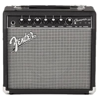 Fender Champion Electric Amplifier