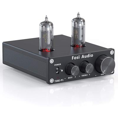 Fosi Audio P1 Tube Pre-Amplifier