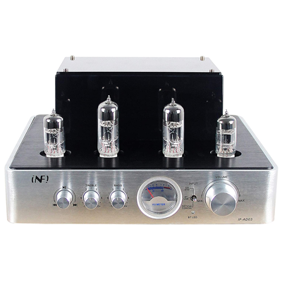 INFI Audio Tube Amplifier, HiFi Stereo Receiver Integrated Amp